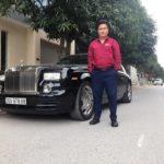Vẻ đẹp từng centimet của Rolls royce Phantom EWB ở Hà Nội