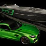Siêu thuyền Mercedes Marauder AMG cảm hứng từ AMG GTS giá khủng