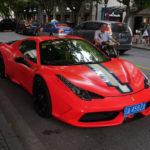 Siêu xe hiếm Ferrari 458 Speciale Aperta của đại gia Trung Quốc