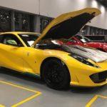 Trình làng ảnh siêu xe Ferrari 812 SuperFast