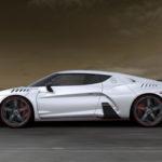 Siêu xe Italdesign Speciali cực mạnh mẽ giá khủng