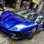 Minh nhựa tăng tốc, nẹt pô siêu xe Lamborghini Aventador SV mới