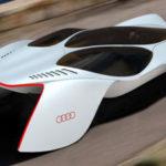 """Audi đang nghiên cứu sản xuất """"siêu xe của siêu xe"""""""