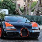 Một năm sử dụng siêu xe Bugatti Veyron ngốn 10 tỷ đồng