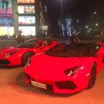 Dàn siêu xe mui trần đẹp xuất hiện ở Hà Nội