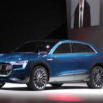 Audi sắp ra mắt xe sang SUV chạy điện đầu tiên trên thế giới