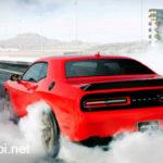 Siêu xe cơ bắp Dodge Challenger SRT Demon cực mạnh mẽ
