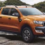 Xe Ford Ranger phải triệu hồi gần 15.000 xe vì lỗi ghế sau