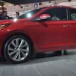 Xe Hyundai Accent 2018 với thiết kế sang trọng hơn