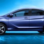 Xe Honda City Hatchback 2017 mới đẹp và trẻ trung hơn