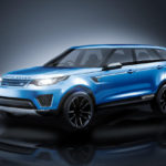 Xe sang Range Rover Velar tuyệt đẹp sắp ra mắt ?