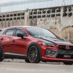 Xe Mazda CX-3 độ siêu thể thao và khác biệt