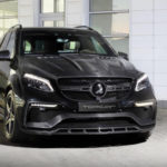 Xe sang Mercedes GLE bọc thép độ siêu sang bởi TopCar