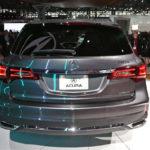 Giá bán 1 số dòng xe sang Acura ở Việt Nam