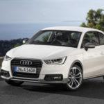 Xe sang Audi A1 2018 lớn hơn, nhiều công nghệ mới