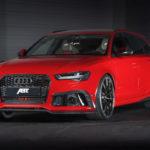 Siêu xe 4 cửa Audi RS6 Avant độ gần 700 mã lực