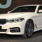 Ngắm xe sang BMW 530i M Sport ra mắt tại Đông Nam Á
