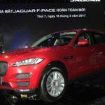 Chi tiết xe sang Jaguar F-Pace tuyệt đẹp vừa ra mắt ở Việt Nam