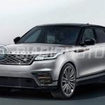 Xe Range Rover Velar 2018 lộ ảnh rõ ràng trước khi ra mắt