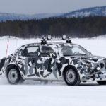 Limousine bọc thép của tổng thống Nga trên đường thử