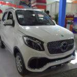 Luxing iStar xe nhái phong cách Mercedes SUV