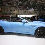 Siêu xe Aston Martin DB9 Volante độ khủng bởi Kahn
