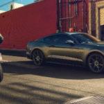 Ford Mustang 2018 được trang bị công nghệ lái xe ban đem