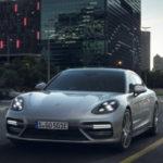 Xe sedan cao cấp nhất Porsche Panamera Turbo S E-Hybrid ra mắt