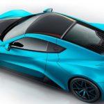 Siêu xe khủng hiếm Zenvo TS1 GT công suất 1.163 mã lực