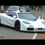 Ngắm siêu xe hiếm McLaren F1 HDF
