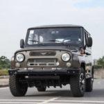 Bảng giá bán xe Uaz chính hãng ở Việt Nam tháng 3/2017