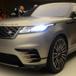 Giá bán dự kiến của Range Rover Velar ở Việt Nam từ 3,9 tỷ đồng