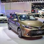 Xe Toyota Vios 2017 đẹp và thực dụng hơn