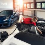 """Dịch vụ """"chăm sóc xe mùa nóng"""" đặc biệt của Porsche Việt Nam"""