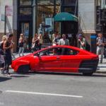 Xe Elio giá 160 triệu đồng xuất hiện trên phố gây chú ý như siêu xe