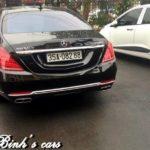 Maybach S600, Rolls royce Phantom và dàn xe sang mới ở Ninh Bình
