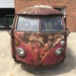 Tại sao bỏ ra 10.000 USD mua xe Volkswagen Bus sắt vụn ?