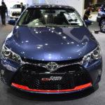 Toyota Camry bản ESport 2017 thể thao giá 1 tỷ đồng