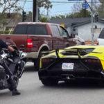Loạt siêu xe bị cảnh sát bắt vì phóng quá tốc độ