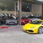 Choáng showroom bán siêu xe khủng nhất ở Việt Nam