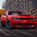 Dodge Challenger SRT Demon 2018 siêu xe cơ bắp nhanh nhất thế giới