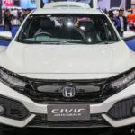 Xe Honda Civic Hatchback 2017 lựa chọn rộng rãi hơn