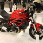 Siêu xe mô tô Ducati Monster 797 giá từ 260 triệu đồng