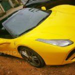Siêu xe Ferrari 488 GTB ở Phú Thọ đã về tay Cường đôla ?