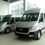 Hyundai Solati 16 chỗ ngồi giá từ 1,16 tỷ đồng ở Việt Nam