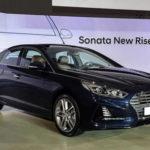 Ngắm xe Hyundai Sonata 2018 vừa ra mắt