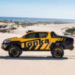 Toyota Hilux độ thành siêu xe địa hình