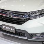 Xe Honda CR-V Hybrid 2017 chính thức ra mắt
