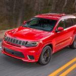 Jeep Grand Cherokee Trackhawk nhanh hơn Bentley Bentayga
