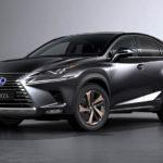 Xe sang Lexus NX 2018 bản nâng cấp mới